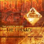 CLEARANCE: Live Prophetic Worship from The Furnace (prophetic music CD) by Sean Feucht