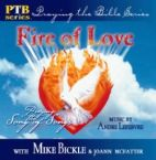 Fire of Love (Prophetic Instrumental CD) by Mike Bickle, Andre Lefebvre and Wes Campbell