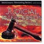 Judicial Intercession (teaching CD) by James Goll