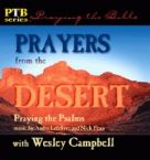 Prayers from the Desert (CD) Wes Campbell, Andre Lefebvre and  Nick Fenn