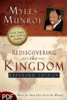 Rediscovering the Kingdom (E-Book-PDF Download) By Myles Munroe