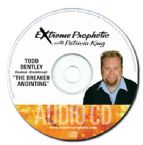 The Breaker Anointing (Teaching CD) by Todd Bentley