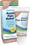 Acute Pain Relief Topical Cream