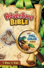 Adventure Bible NIV Revised: (Bible) By Richard Lawrence