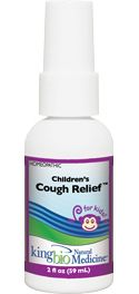 CChildren's Cough Relief - Click To Enlarge