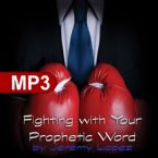 Fighting with Your Prophetic Word (MP3 Teaching Download) by Jeremy Lopez