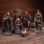 Nativity-8 Piece Nativity Set by Christian Art Gifts