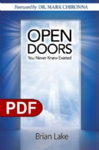Open Doors You Never Knew Existed (e-book PDF Download) by Brian Lake