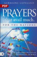 CPrayers That Avail Much for the Nations: Powerful Prayers for Transforming the World (PDF Download) by Germaine Copeland - Click To Enlarge