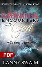 Supernatural Encounters with God: A Spiritual Journey (PDF Download) by Lanny Swaim