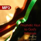 Prophetic Keys to God's Promises (2 MP3 Teaching Downloads) by Jeremy Lopez