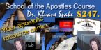 School of the Apostles (Online Course) by Dr Kluane Spake