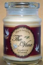 Soy Jar Candle (Gift) Cranberry Chutney