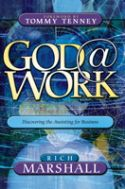 CGod at Work (book) by Rich Marshall - Click To Enlarge